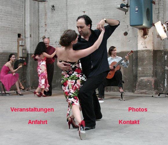Tangohalle Stuttgart - Tango